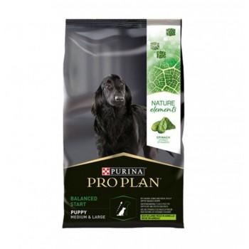 """Pro Plan / Про План """"Natur El"""" Puppy сухой для собак средних и крупных пород Ягненок 700 гр"""