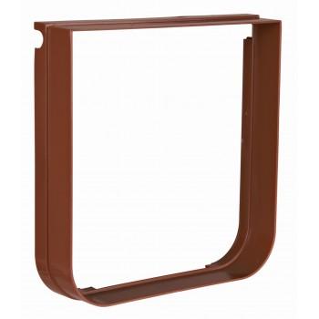 Trixie / Трикси 38653 Дополнительный элемент (тоннель) для дверцы 38643 коричневый
