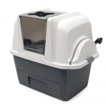 Hagen / Хаген закрытый туалет для кошек Smart Sift 46х67х48 см