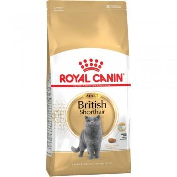 Royal Canin / Роял Канин British Shorthair для кошек британской короткошерстной породы старше 12 месяцев, 400 гр