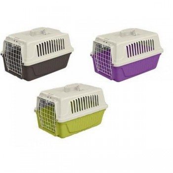 Ferplast / Ферпласт Переноска ATLAS 5 TRASPORTINO (без аксессуаров) для кошек и мелких собак 28x41.5x24.5см