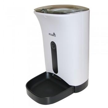 Автокормушка Petwant 4,3 л для сухого корма с видеокамерой, Wi-Fi (IOS/Android)