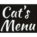 Cat`s Menu корма для кошек