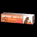 Магазин антигельминтных суспензий и паст для животных