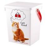 Магазин контейнеров для кошачьего корма