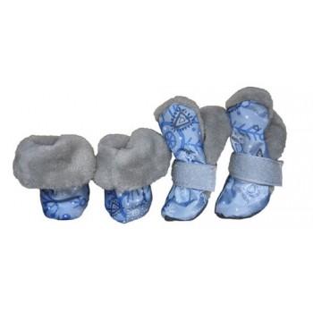 Osso / Оссо Ботиночки на меху для собак р. XS