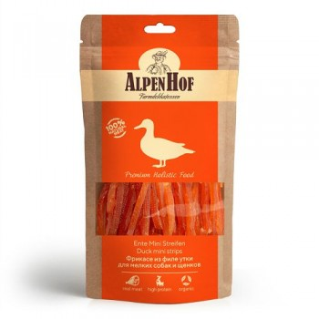 AlpenHof / Альпен Хофф Фрикасе из утки для мел собак/щенков 50 гр