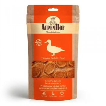 AlpenHof / Альпен Хофф Медальоны из утки для мел собак/щенков 50 гр