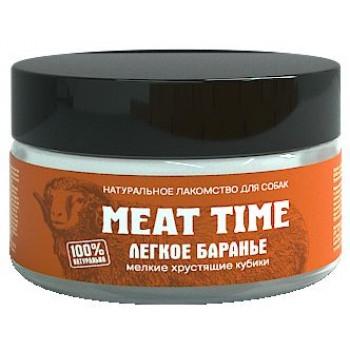 Meat Time / Мит тайм Легкое баранье Хрустящие кубики мелкие, 30 гр
