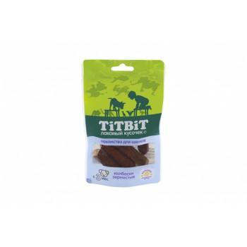 TitBit / ТитБит Колбаски Зернистые для щенков 50 г