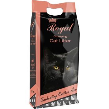 Indian Cat Litter / Индиан Кет Литтер Аромат №2 Аромат индийской земли наполнитель бентонит  5 кг