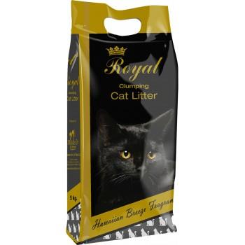 Indian Cat Litter / Индиан Кет Литтер Аромат №1 Гавайский бриз наполнитель бентонит  10 кг