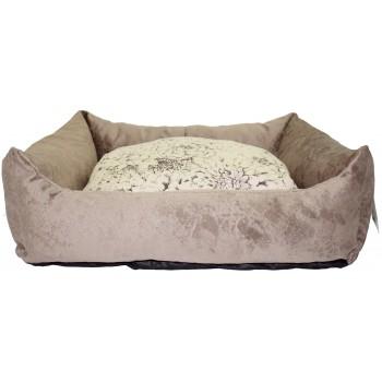 Glory Life / Глори Лайф Мебельная ткань Пухлик №3 лежанка для кошек и собак разноцветный 55x45x16 см
