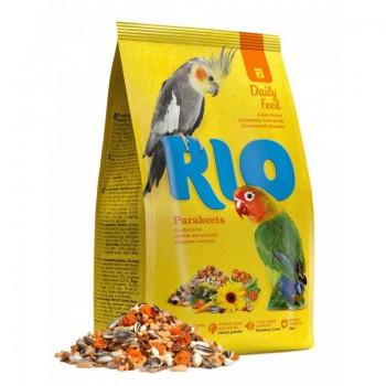 РИО корм для Средних попугайчиков, 25 кг