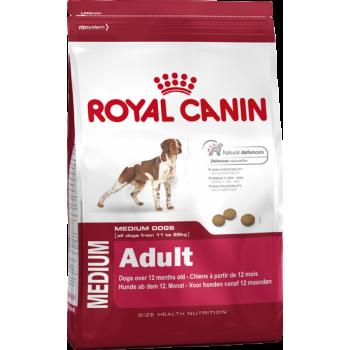Royal Canin / Роял Канин Medium Adult для собак с 12 месяцев 18 кг