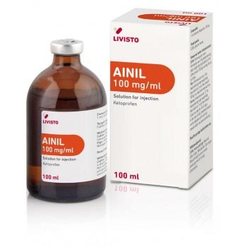 Livisto / Ливисто Айнил 10% раствор для инъекций 100 мл