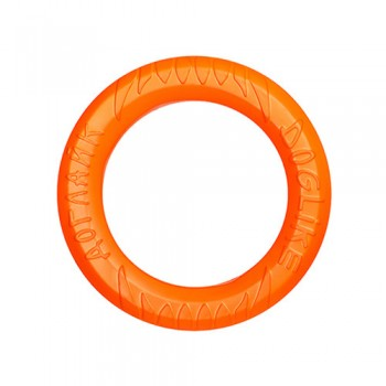 Doglike / Доглайк Снаряд Tug&Twist Кольцо 8-мигранное малое (оранжевый)