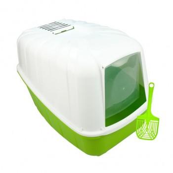 MPS / МПС Био-туалет KOMODA 54х39х40h см с совком салатовый