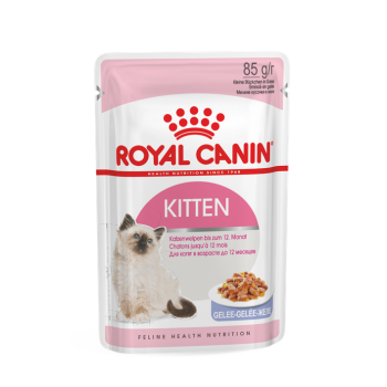 Royal Canin / Роял Канин Киттен (желе), 85 гр