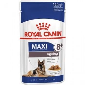 Royal Canin / Роял Канин Maxi Ageing 8+ корм для собак крупных пород старше 8 лет (соус) 140 г
