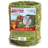 """Престиж """"Сказочный Домик"""" Лакомство д/шиншилл и кроликов, 300 гр"""