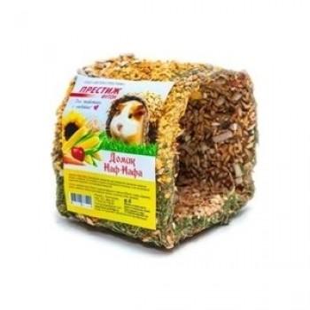 Престиж Домик НАФ-НАФ Лакомство-игрушка д/грызунов, 200 гр