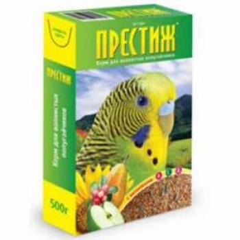 Престиж Корм д/волнистых попугаев, 500 гр