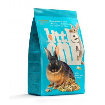 Little One Корм для кроликов, 400 гр