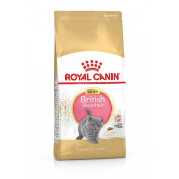Royal Canin / Роял Канин Бритиш Шортхэйр Киттен  ПРО, 6 кг