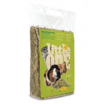 Little One Горное сено с одуванчиком, непрессованное, 400 гр