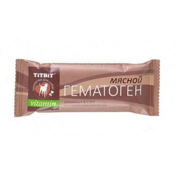 TitBit / ТитБит Гематоген мясной Vitamin