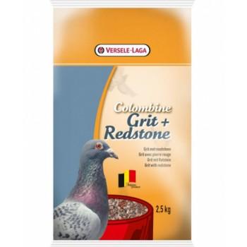 Versele-Laga минеральный блок для голубей Colombine Grit+Redstone 2,5 кг