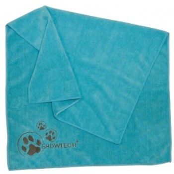 Show Tech Microtowel полотенце из микрофибры бирюзовое 56x90 см