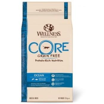 Wellness Core / Вилнес Кор корм из лосося с тунцом для взрослых кошек 1,75 кг