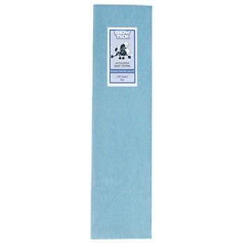 Show Tech бумага натуральная, многоразовая, 40 х 10 см 100 шт., голубая
