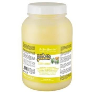 Iv San Bernard / Ив Сан Бернард Fruit of the Grommer Ginger&Elderbery Восстанавливающая маска с противовоспалительным эффектом 3 л