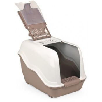MPS / МПС Био-туалет NETTA 54х39х40h см с совком коричневый