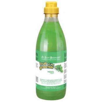 Iv San Bernard / Ив Сан Бернард Fruit of the Grommer Mint Шампунь для любого типа шерсти с витамином В6 1 л