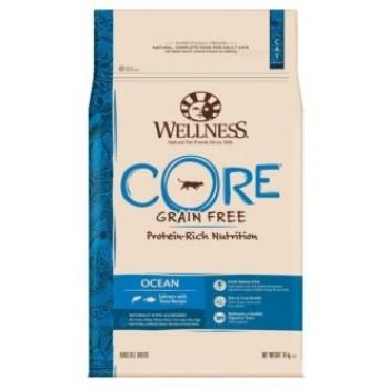 Wellness Core / Вилнес Кор корм из лосося с тунцом для взрослых кошек 10 кг