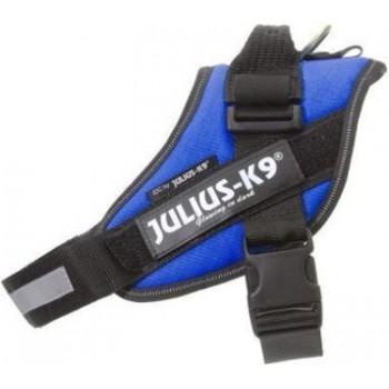 Julius-K9 / Юлиус-К9 шлейка для собак IDC®-Powerharness 0 (58-76см/ 14-25кг), синий