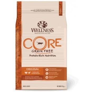 Wellness Core / Вилнес Кор корм из индейки с курицей для взрослых кошек 10 кг