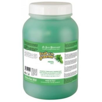 Iv San Bernard / Ив Сан Бернард Fruit of the Grommer Mint Шампунь для любого типа шерсти с витамином В6 3,25 л