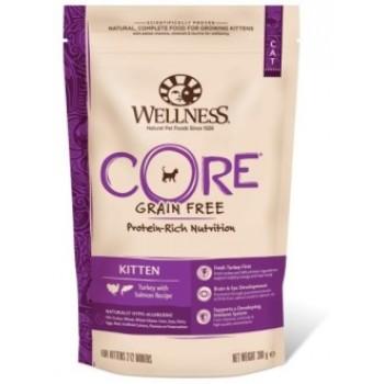 Wellness Core / Вилнес Кор корм из индейки с лососем для котят 300 гр