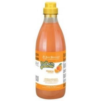 Iv San Bernard / Ив Сан Бернард Fruit of the Grommer Orange Шампунь для слабой выпадающей шерсти с силиконом 1 л