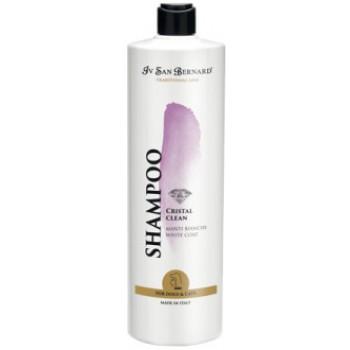 Iv San Bernard / Ив Сан Бернард Traditional Line Cristal Clean Шампунь для устранения желтизны шерсти 1 л