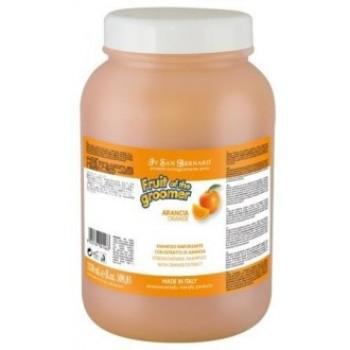 Iv San Bernard / Ив Сан Бернард Fruit of the Grommer Orange Шампунь для слабой выпадающей шерсти с силиконом 3,25 л