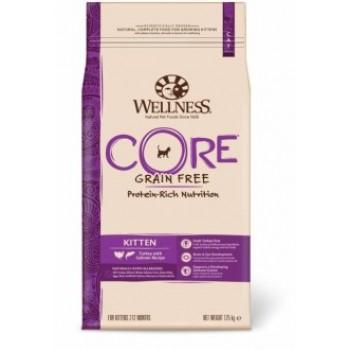 Wellness Core / Вилнес Кор корм из индейки с лососем для котят 1,75 кг