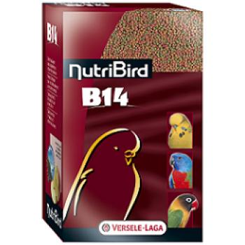 Versele-Laga гранулированный корм для волнистых и других попугаев NutriBird B14 800 г