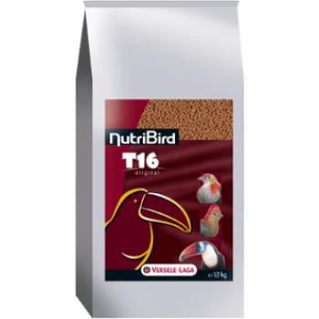 Versele-Laga гранулированный корм для туканов NutriBird T16 10 кг