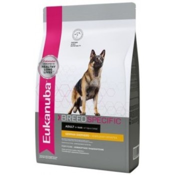 Eukanuba / Екануба Dog DNA корм для немецких овчарок 10 кг